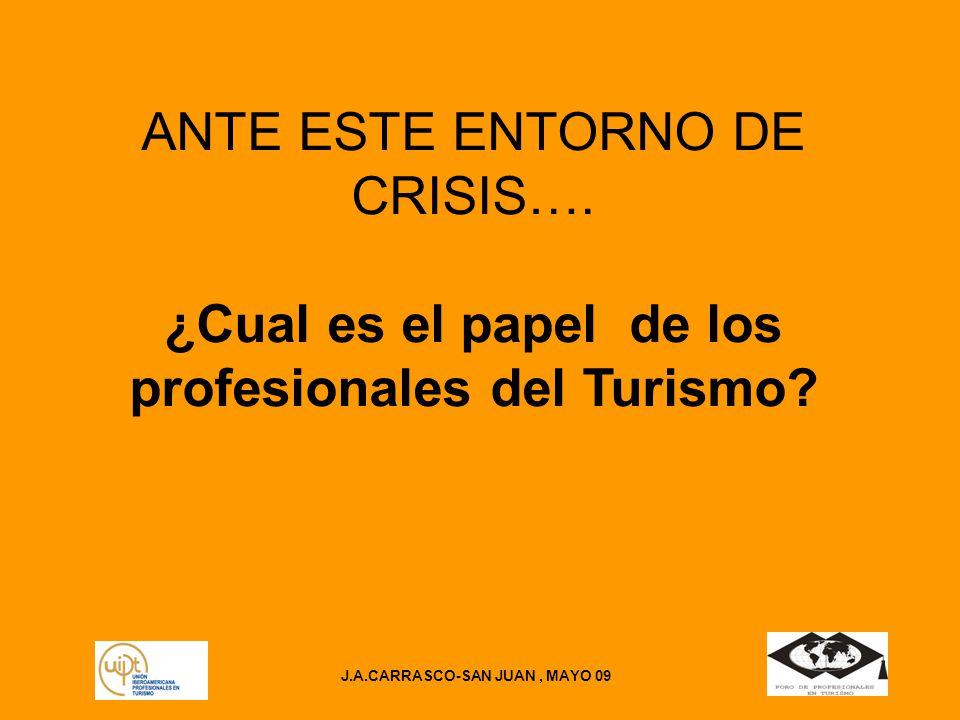 J.A.CARRASCO-SAN JUAN, MAYO 09 ANTE ESTE ENTORNO DE CRISIS….