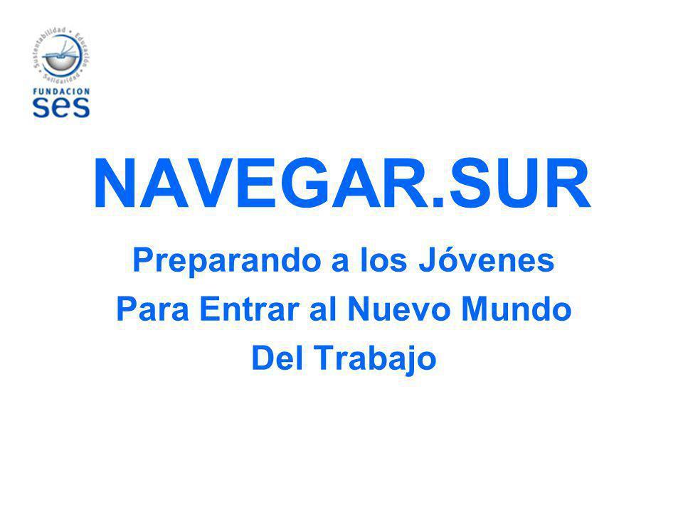 NAVEGAR.SUR IYF FINNISH AND YOUTH FOUNDATION LUCENTFOMINSES NODOS