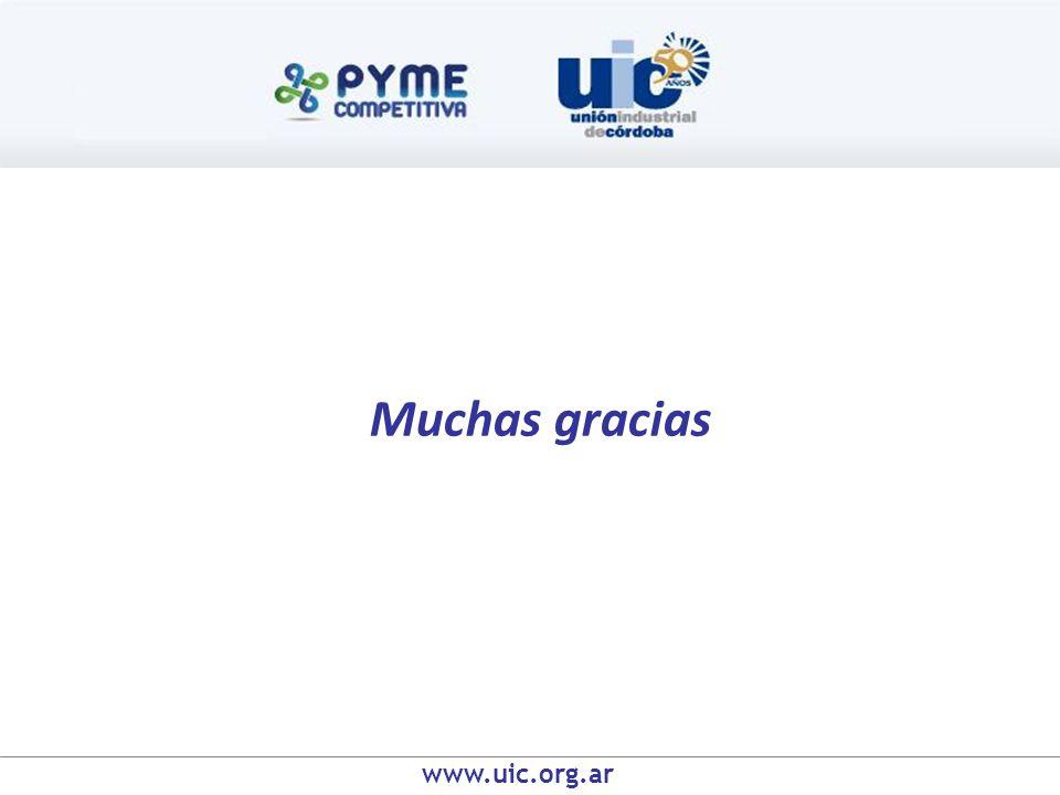 www.uic.org.ar Muchas gracias