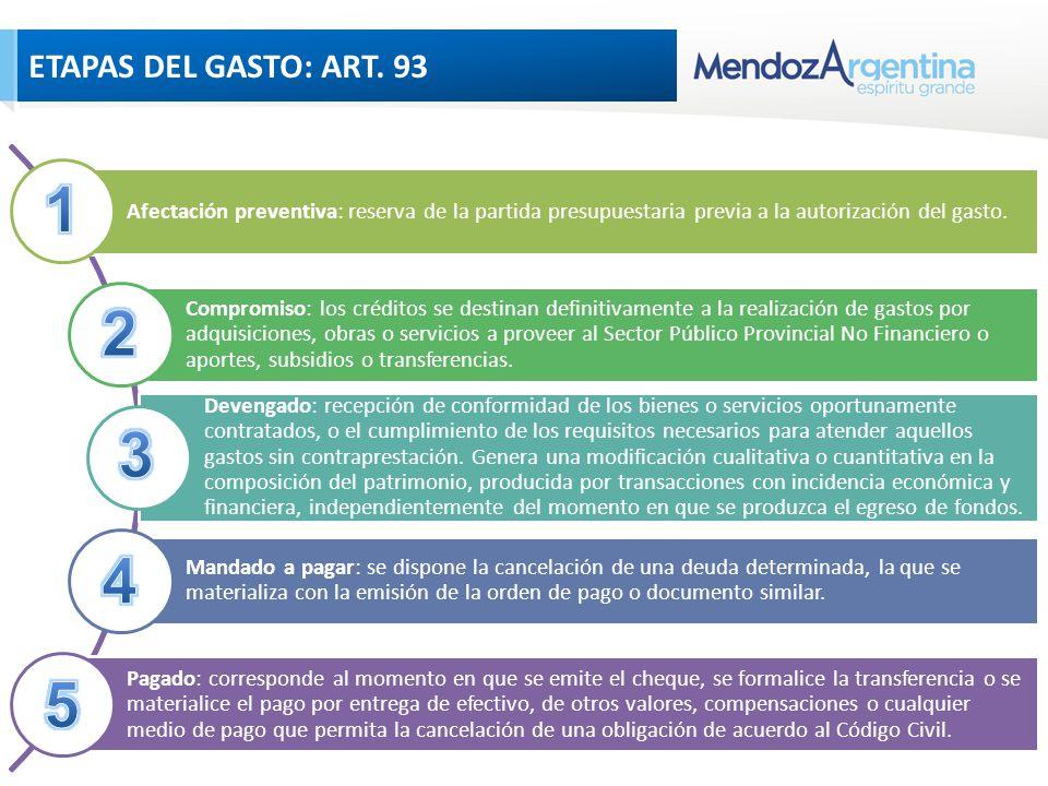 Afectación preventiva: reserva de la partida presupuestaria previa a la autorización del gasto.