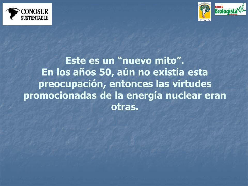 Además, ¿cuántas centrales nucleares serían necesarias?
