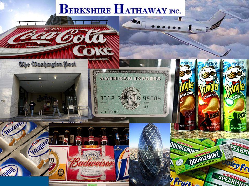 5 Indicadores - 2008 (Dólares) Activos: $ 267,4 B Inversiones en acciones:$ 49,1 B Cash: $ 25,5 B Patrimonio Neto: $ 109,3 B Utilidad Líquida: $ 5,0 B Empleados: 246,000