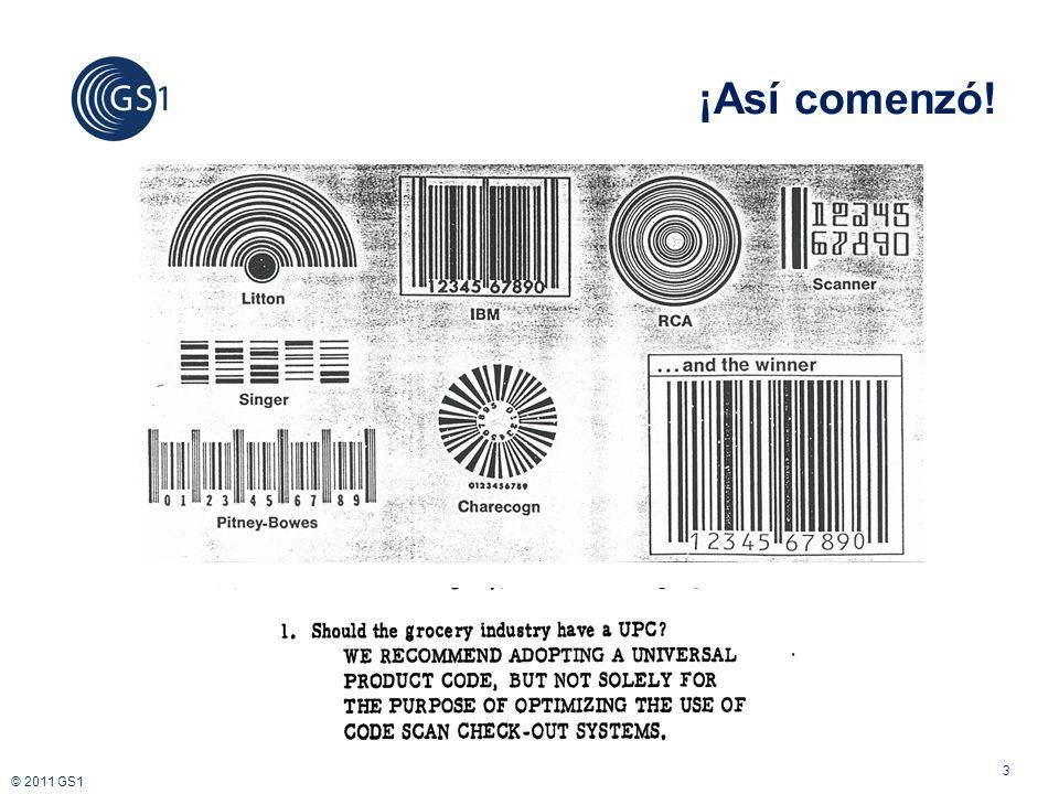 © 2011 GS1 Descripción, precios y mucho más...…peso/precio, vencimiento + lote = ¡traza.