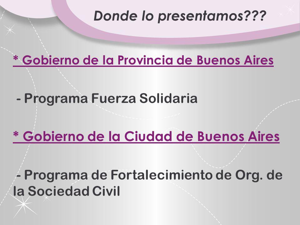 Convocatorias Global Fund for Woman - Programa de subsidios para organizaciones de mujeres