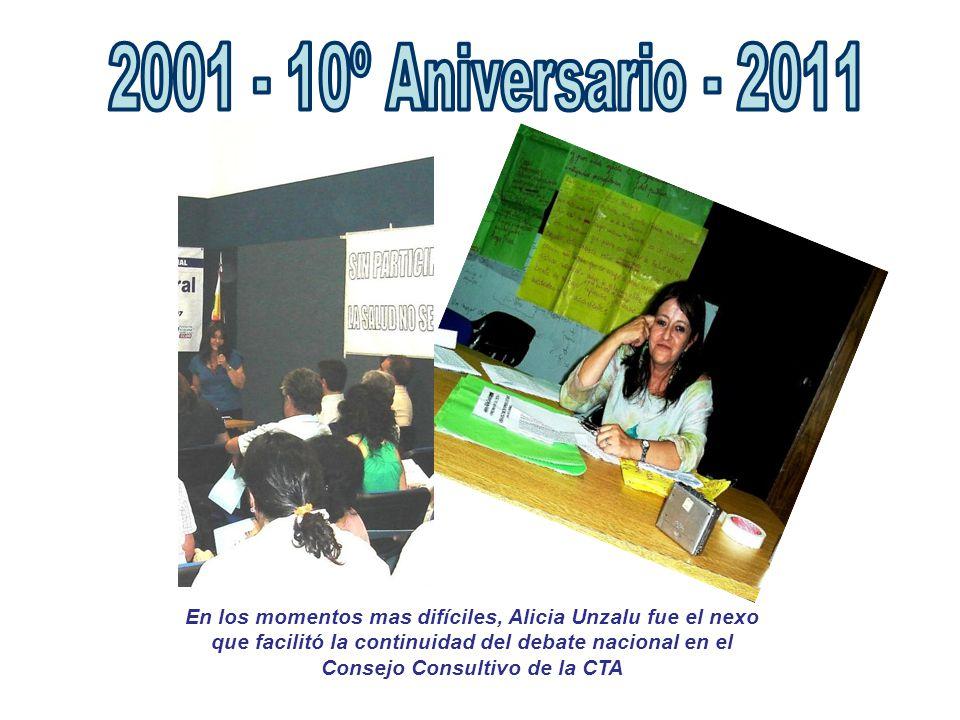 Talleres de prevención AMMAR – ISLyMA - Un mismo objetivo: la dignidad de los trabajadores – Año 2008