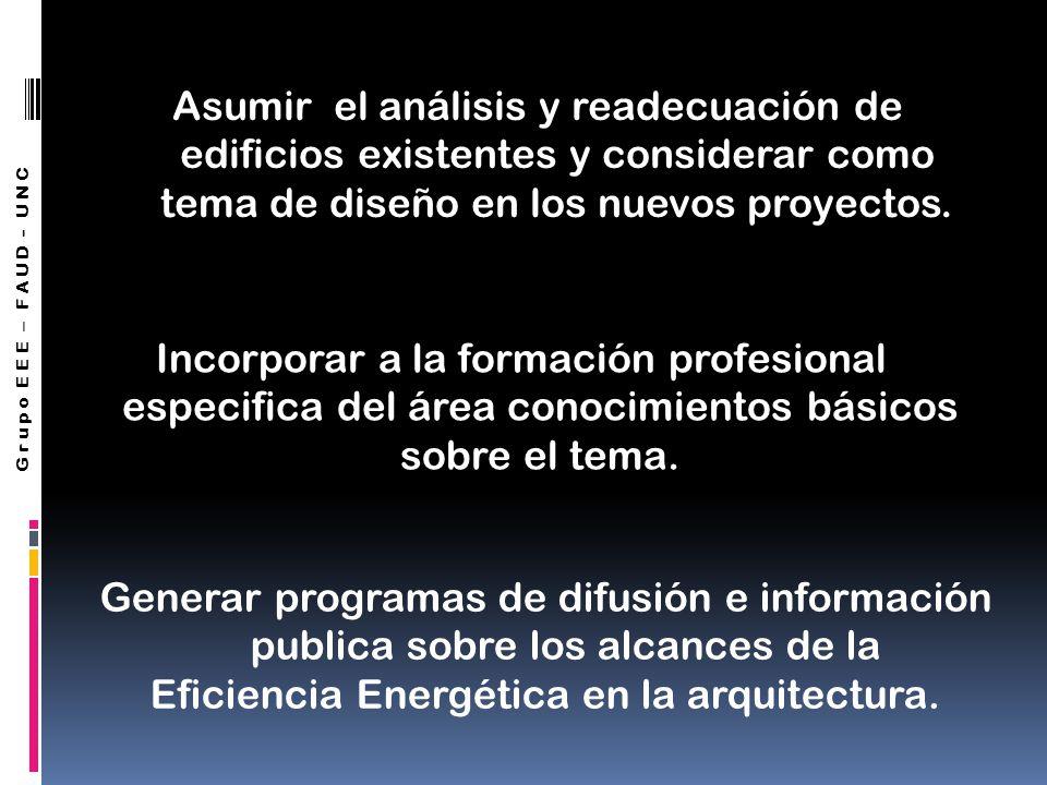 Incorporar a la formación profesional especifica del área conocimientos básicos sobre el tema.