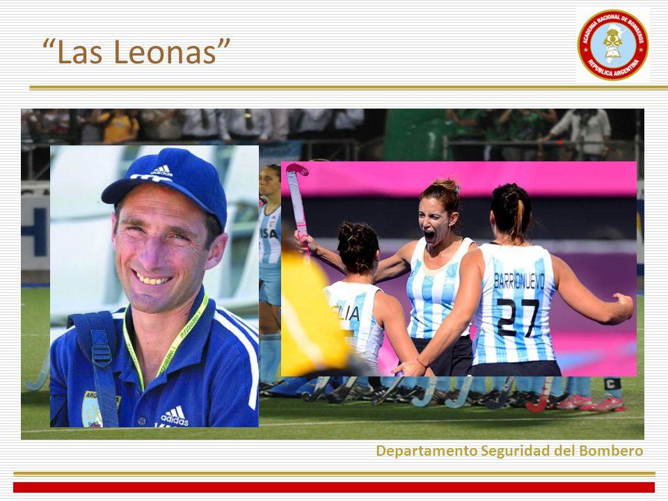 Departamento Seguridad del Bombero Las Leonas