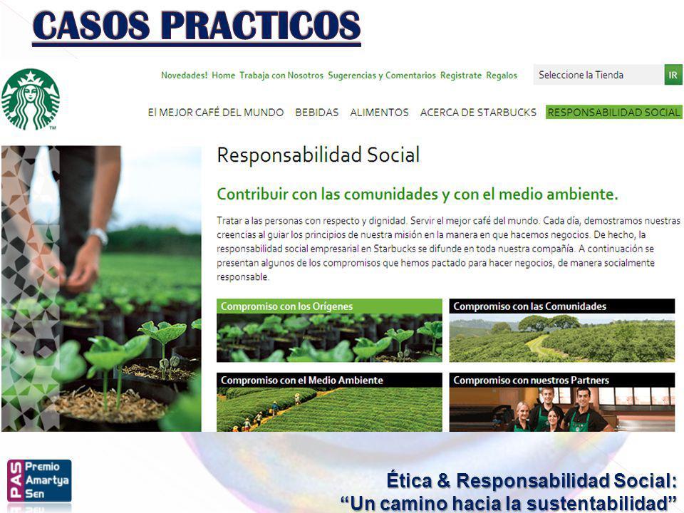 Ética & Responsabilidad Social: Un camino hacia la sustentabilidad