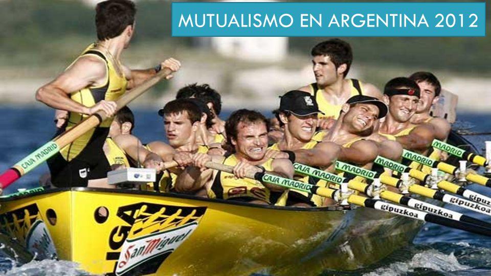 MUTUALISMO EN ARGENTINA 2012