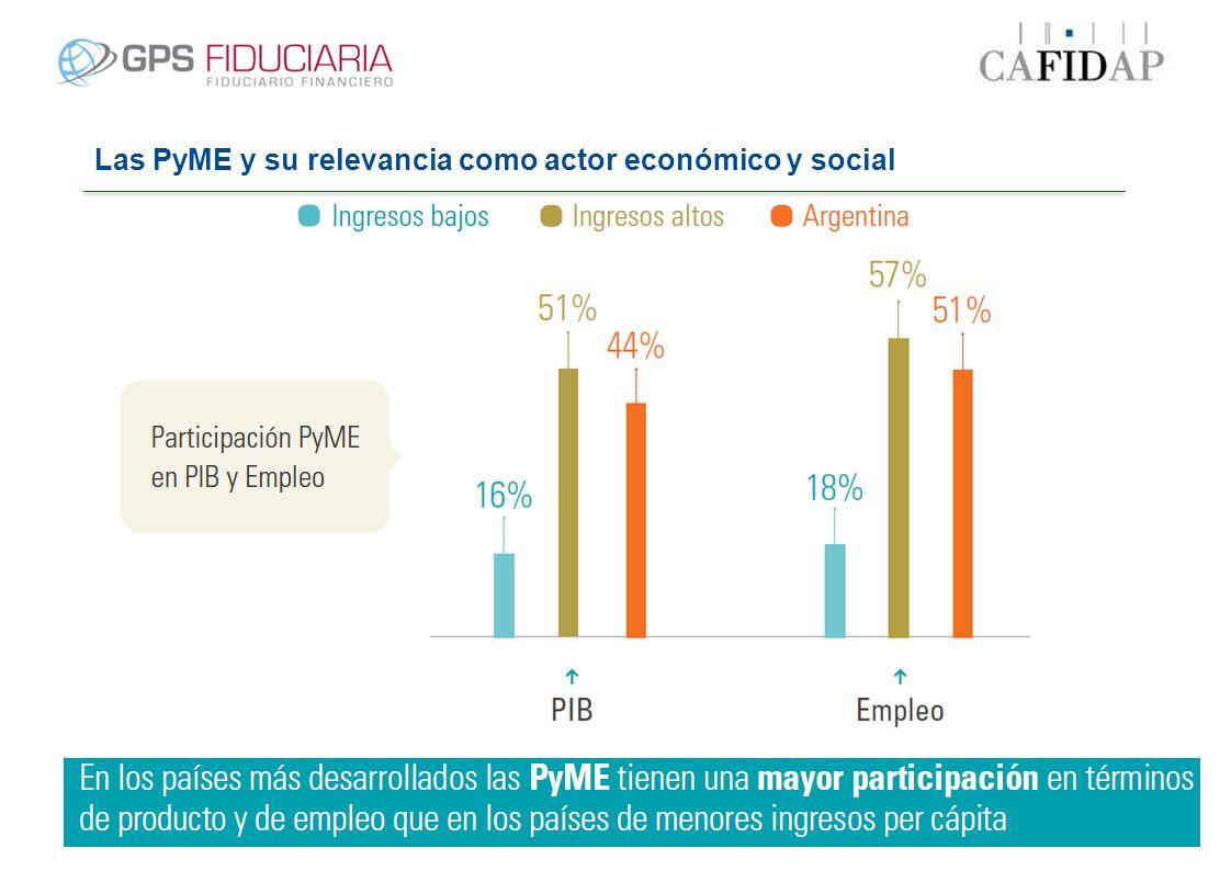 Las PyME y su relevancia como actor económico y social