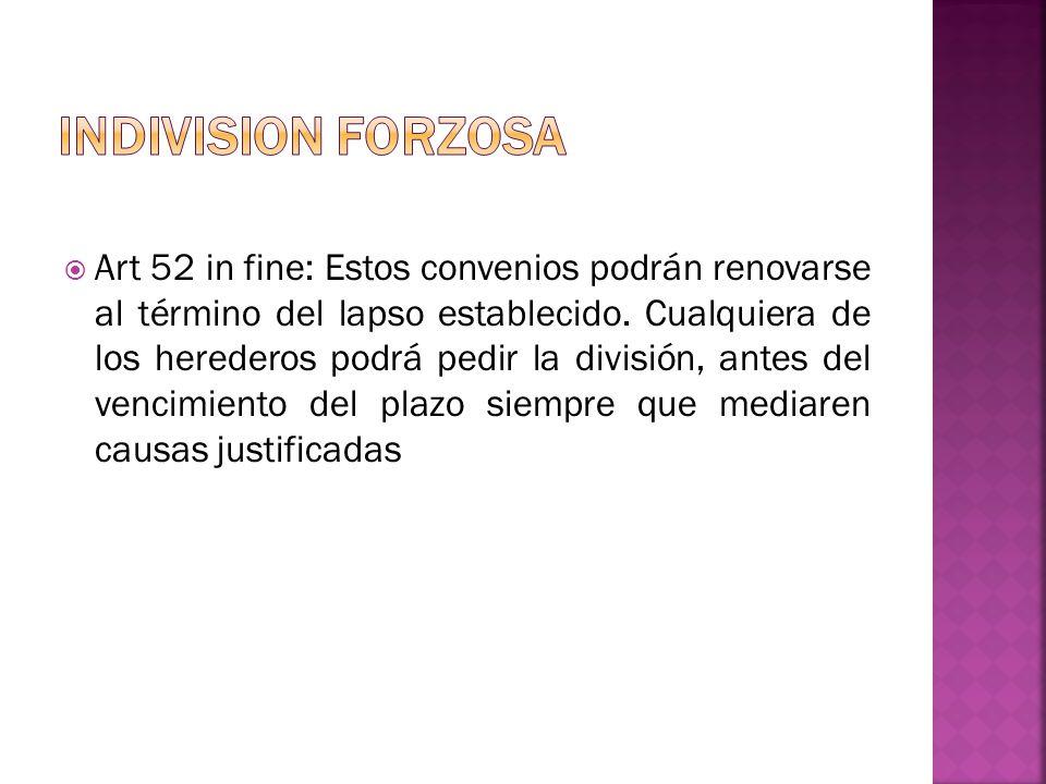 Art 52 in fine: Estos convenios podrán renovarse al término del lapso establecido.