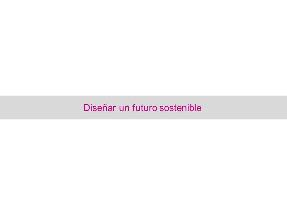 Diseñar un futuro sostenible