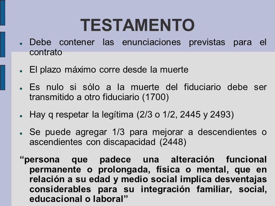 PATRIMONIO SEPARADO (Arts.