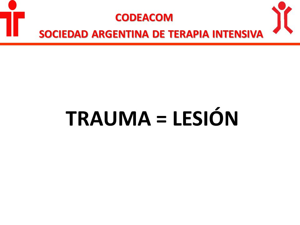 CODEACOM SOCIEDAD ARGENTINA DE TERAPIA INTENSIVA ANALICEMOS…..