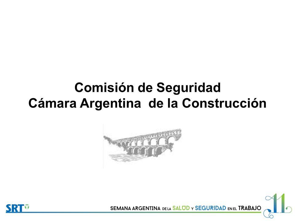 Comisión de Seguridad Cámara Argentina de la Construcción