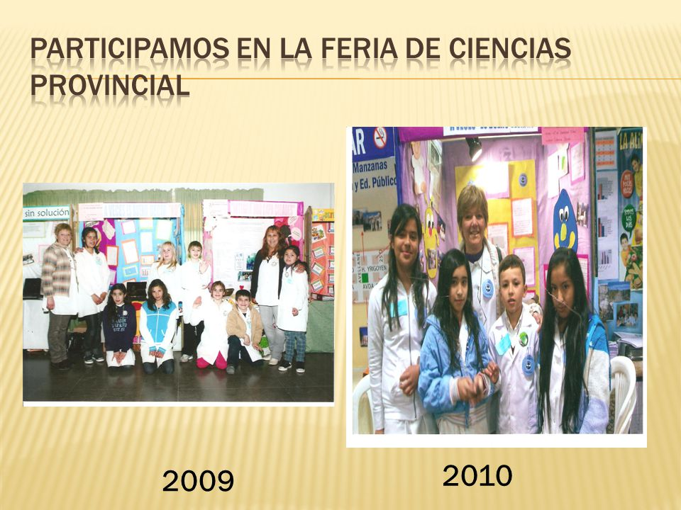 2009 2010