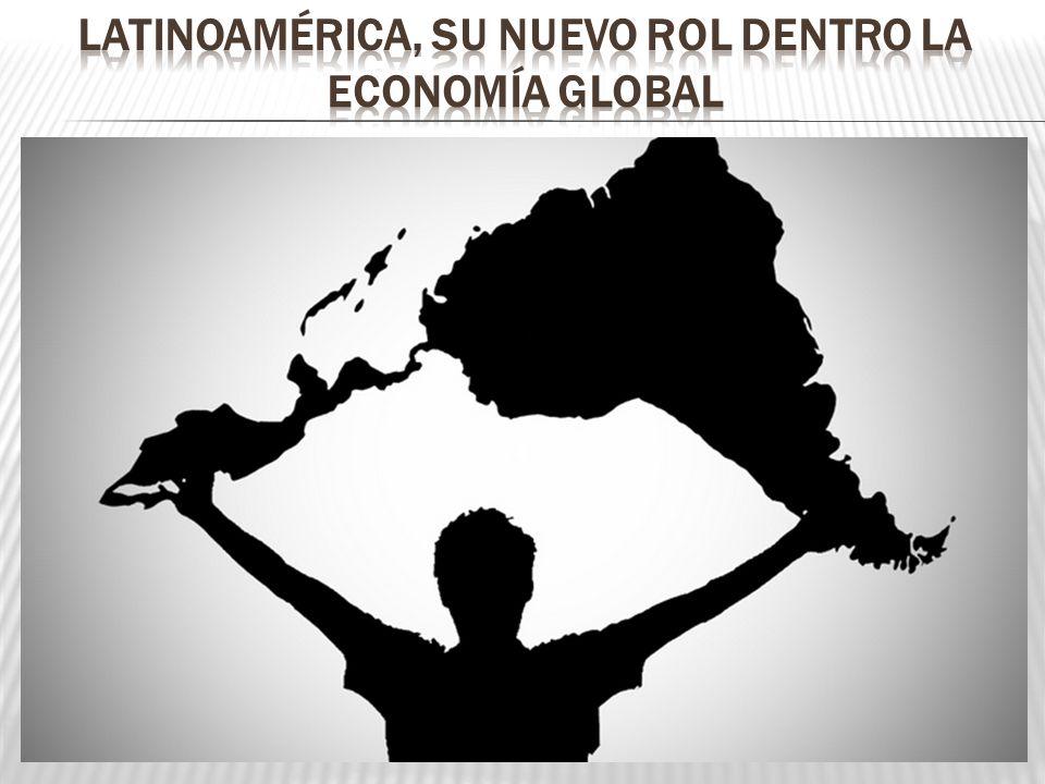 cre CRECIMIENTO DEL PIB 2007-2010 Fuente: FMI, WEO Recuparado de: Panorama Económico de América Latina tras la crisis global del 2009, Leonardo del Villar, CAF LATINOAMÉRICA MOSTRÓ RÁPIDA RECUPERACIÓN