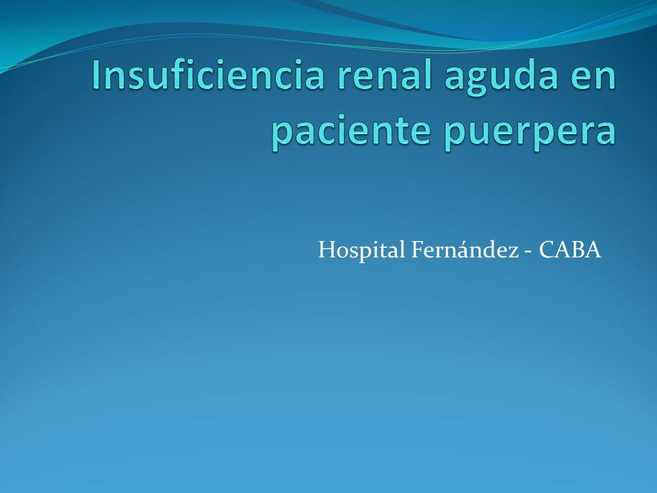 Hospital Fernández - CABA