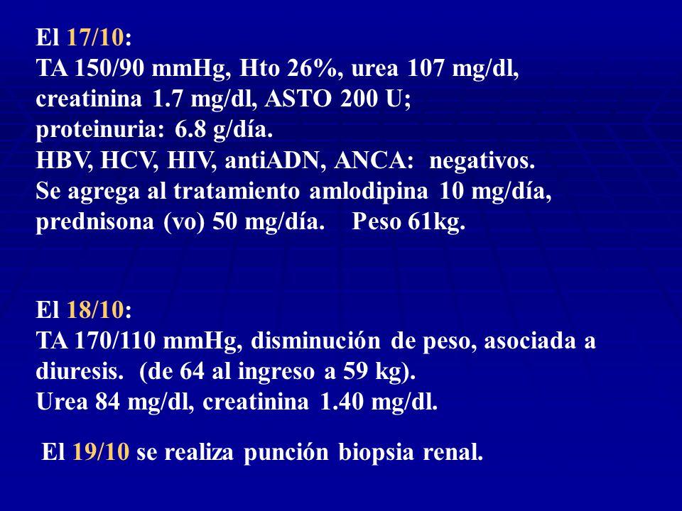 ETIOLOGÍA IDIOPÁTICA INFECCIONES: Endocarditis, nefritis de shunt, absc.