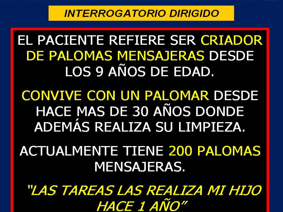 PROBLEMA: PROBLEMA: COMO SE PUEDE REALIZAR EL DOSAJE DE PRECIPITINAS EN LA ARGENTINA SIN ANTIGENOS DISPONIBLES?