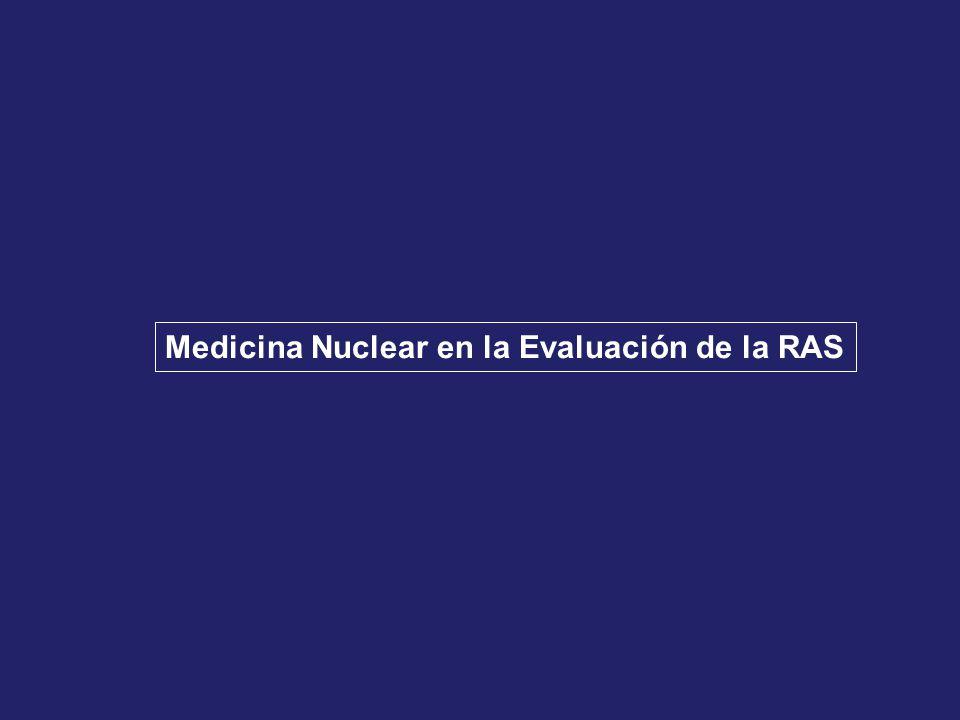 Medicina Nuclear en la Evaluación de la RAS