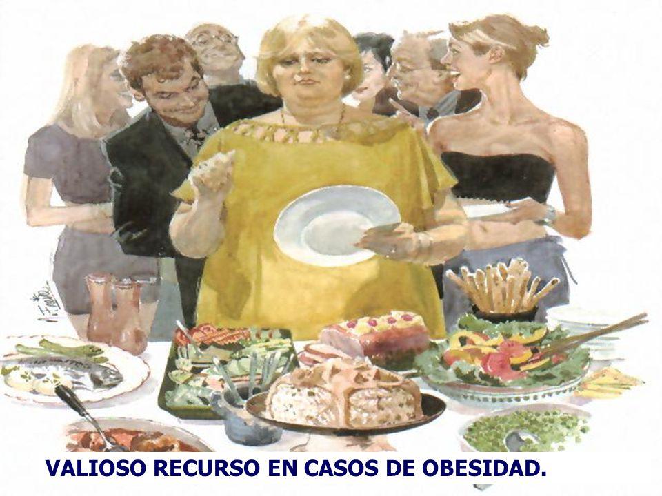 VALIOSO RECURSO EN CASOS DE OBESIDAD.
