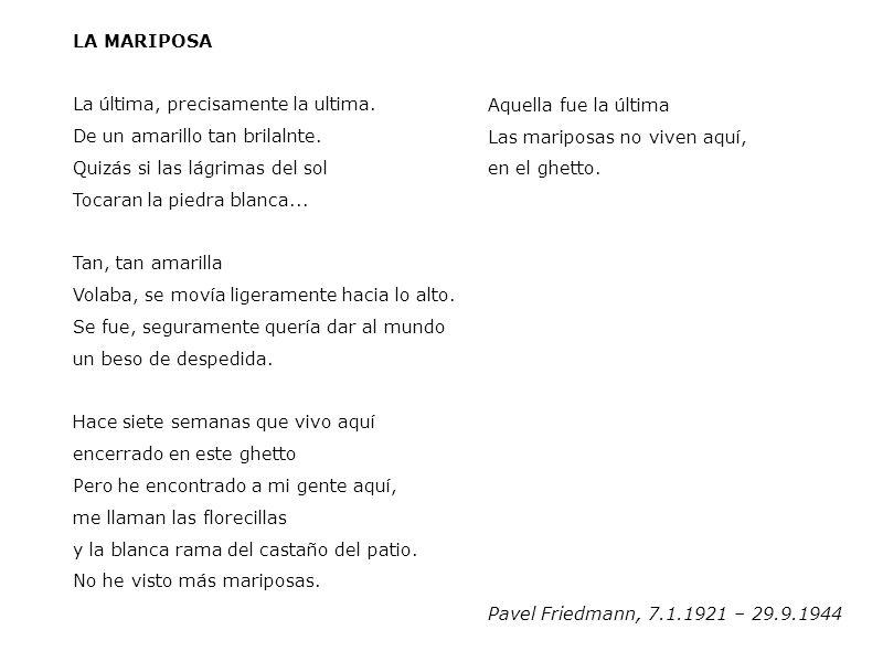 Marika Friedmannová, 6.8.1932 – 4.10.1944