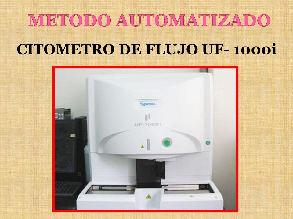 CITOMETRO DE FLUJO UF- 1000i