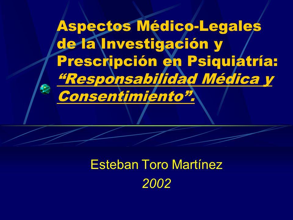 Responsabilidad Médica Malapraxis menoscabo acto médico proceder incorrecto