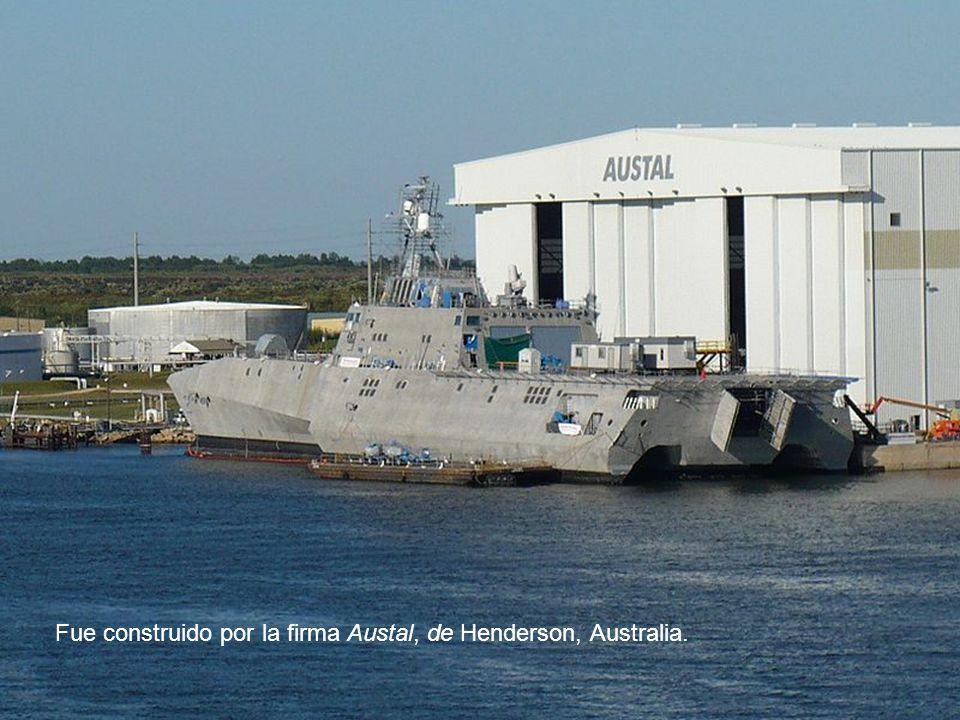 El USS Independence (LCS-2), es el prototipo del pequeño transporte de asalto y vigilancia de litorales, de la clase Independence, y sexto buque de la