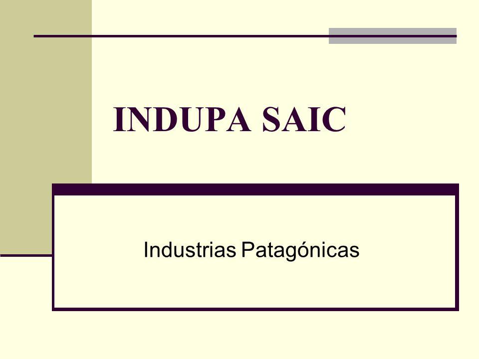 INDUPA SAIC Industrias Patagónicas