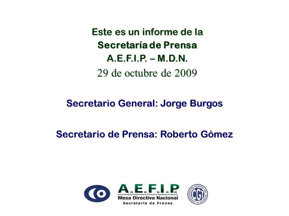 Hoy compartimos con todos los compañeros y compañeras del país este logro trascendente para los trabajadores de la AFIP, instrumento fundamental de la