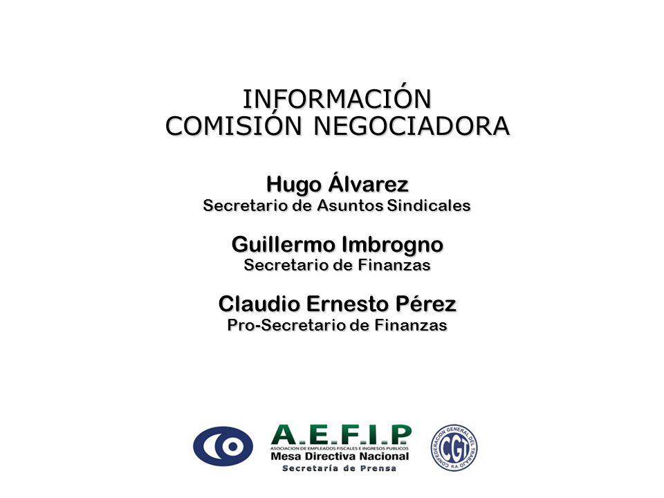 Secretario General: Jorge Burgos Secretario de Prensa: Roberto Gómez Este es un informe de la Secretaría de Prensa A.E.F.I.P. – M.D.N. 29 de octubre d