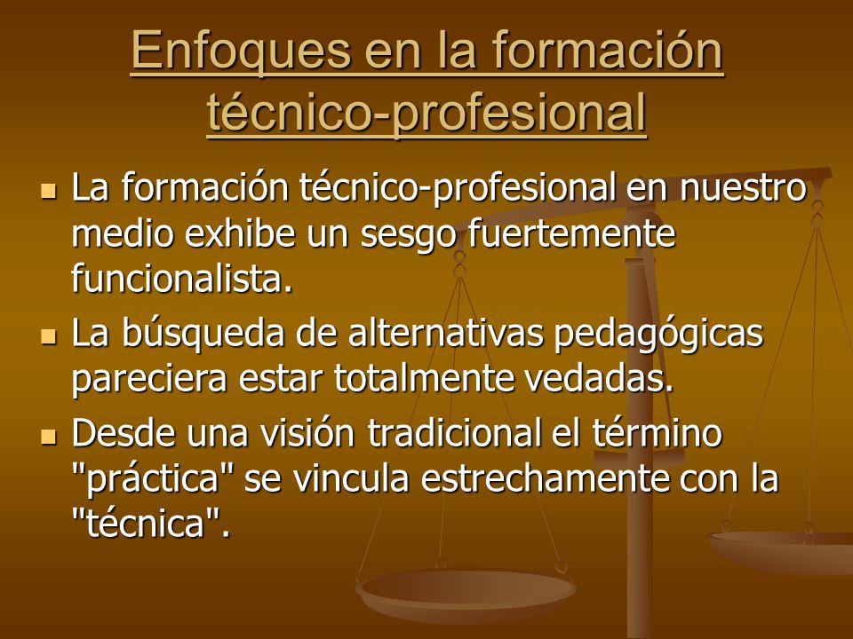Denominaciones 1- Auxiliares técnicos (Ley 17132) 2 – Técnicos en _____ (Terciarios) 3 – Técnico Superior en ____ (Sup.