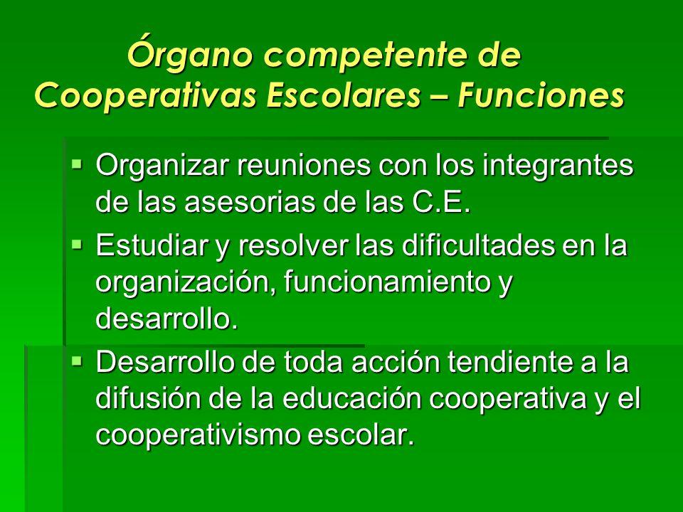 Organizar reuniones con los integrantes de las asesorias de las C.E. Organizar reuniones con los integrantes de las asesorias de las C.E. Estudiar y r