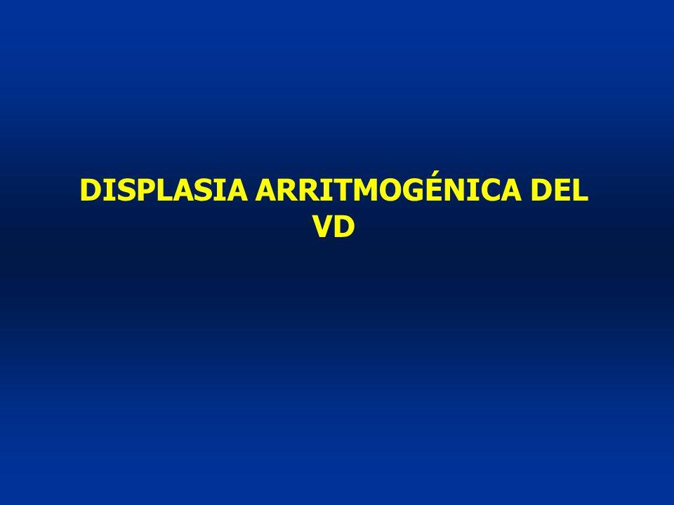 -Enf.del músculo cardiaco de origen genético (diagnóstico es un reto para el clínico).