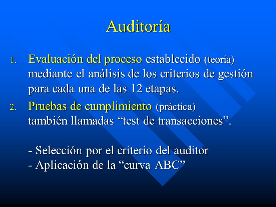 Auditoría 1.
