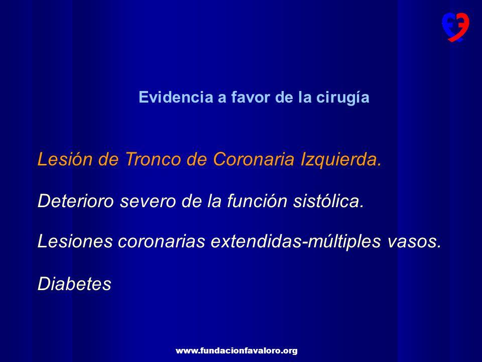 www.fundacionfavaloro.org Rene G.Favaloro. ( 1923-2000) El punto de partida...
