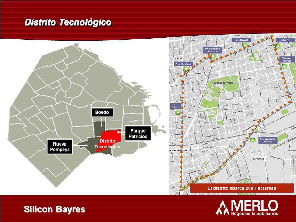 Distrito Tecnológico Silicon Bayres