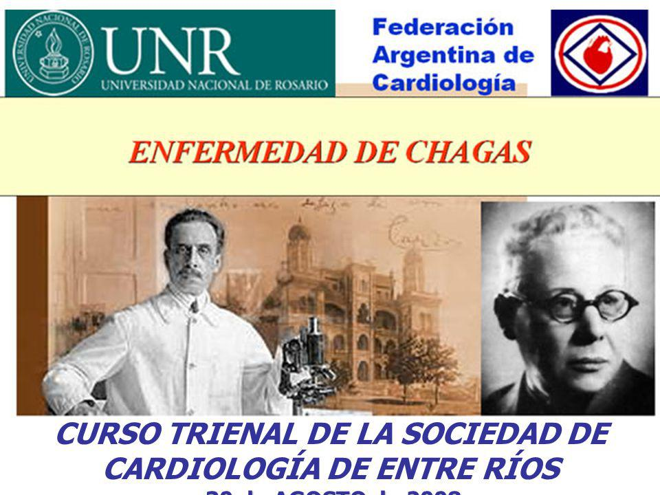 Juan Beloscar CURSO TRIENAL DE LA SOCIEDAD DE CARDIOLOGÍA DE ENTRE RÍOS 30 de AGOSTO de 2008 30 de AGOSTO de 2008