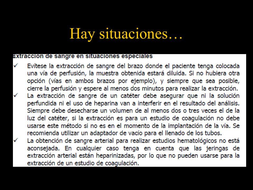 Hay situaciones…