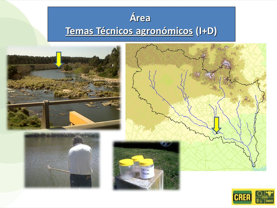 Área Temas Técnicos agronómicos (I+D)