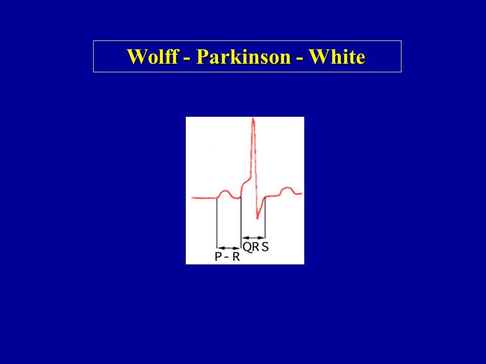 Wolff - Parkinson - White