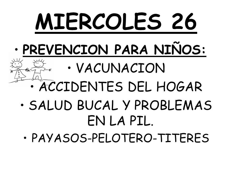 JUEVES 28-VIERNES 29 HIPERTENSION ARTERIAL: CONTROL DE GLUCOSA Y COLESTEROL ( ASISTIR CON 12 HS DE AYUNO) CONTROL DE PESO-OBESIDAD KINESIOLOGIA: ACTIVIDAD FISICA PARA TOD@S!!.