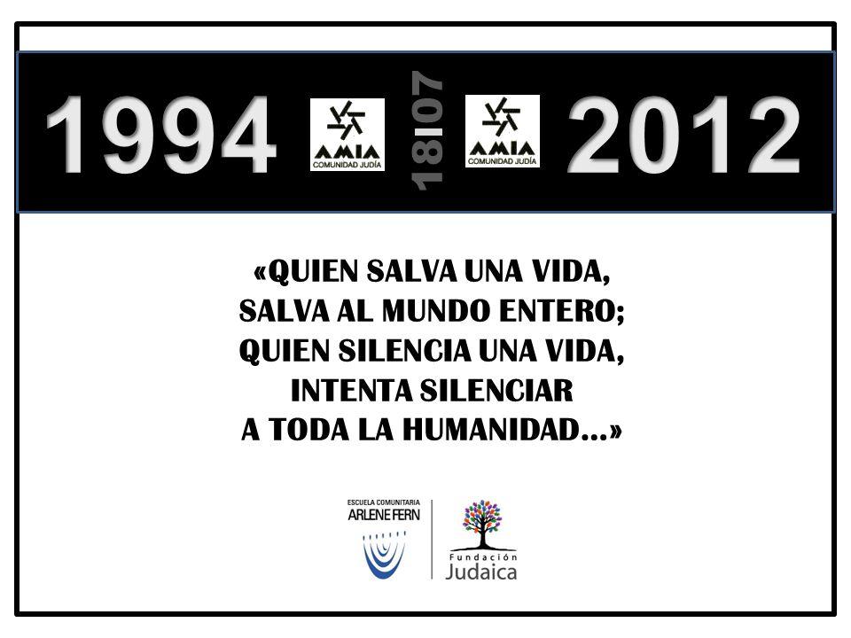 HACE MUCHOS AÑOS… UN GRUPO DE INMIGRANTES JUDÍOS LLEGÓ A LA ARGENTINA.