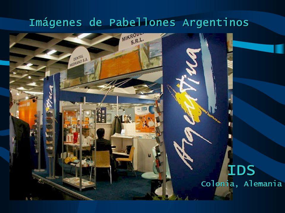 Imágenes de Pabellones Argentinos IDS Colonia, Alemania