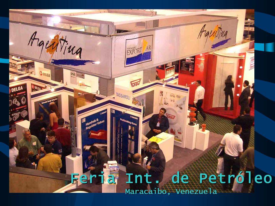 Feria Int. de Petróleo Maracaibo, Venezuela