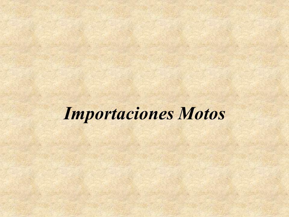 Importaciones Motos