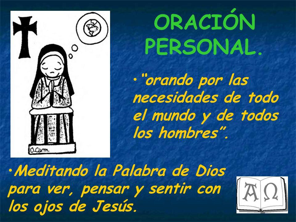 ENCUENTROS COMUNITARIOS Para COMPARTIR Para la RECONCILIACIÓN Para CRECER como personas y como comunidad. bienes espirituales.