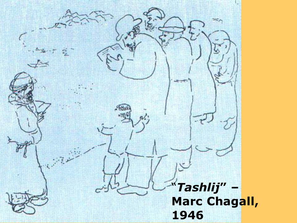 Tashlij – Marc Chagall, 1946